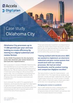 Oklahoma City Plan review DigEplan Accela